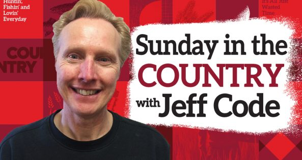 Sunday in the Country with Jeff Code